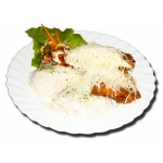Töltött borda Napkelte módra mozzarellával