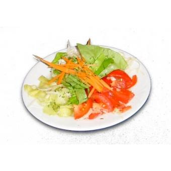 Friss vegyes saláta