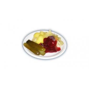 Házi vegyes saláta